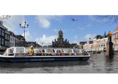 Delft verzuipt