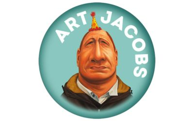 Expo: Art Jacobs op zondag 14 april om 15:00