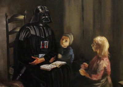Even Darth Vader loves fairytales